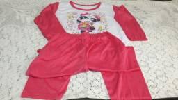Kit com 11 Pijamas de Frio Infantil