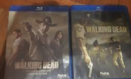 The Walking Dead BluRay Temporada 1 + 2