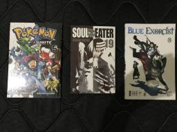 Pokémon, Soul Eater, Blue Exorcist