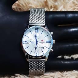 Relógio de luxo masculino importado original Reward