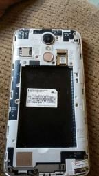 LG K10 para peças  so placa boa