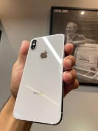 ? iPhone X Silver, 256gb