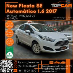 New Fiesta SE 1.6 Automático