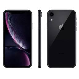 IPhone XR Apple 64GB Preto 6,1 12MP iOS, Preto