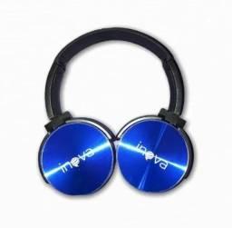 Fone Headphone Bluetooth Com Microfone Inova