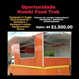 Oportunidade (Kombi Food Truk)