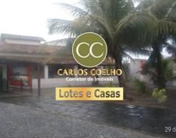 W Cód: 523 Ótima Casa em Unamar - Tamoios - Cabo Frio/RJ