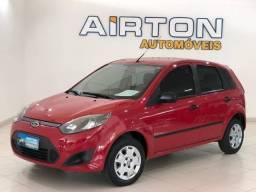 Ford Fiesta 1.0 2012 Vermelha Completo