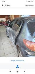 Vendo carro Peugeot 206 ano 2008