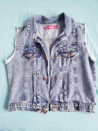 Jaqueta jeans  tam. M (NOVA)