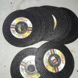 Disco de corte 115x1,0x22,2mm Alcar