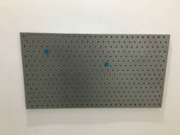Quadro metálico para imã - Recados / Fotos / Adesivos