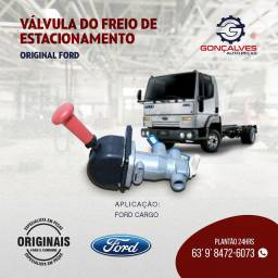 Válvula do freio de estacionamento original ford cargo