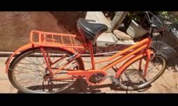 Oportunidade para adquirir uma Bike Unissex semi nova e linda (BARATO)(ITAJAÍ)