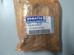 Solenóide direcional Komatsu D61EX15-E0 702-21-07610