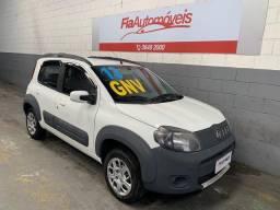 Fiat Uno Way 2013 com GNV