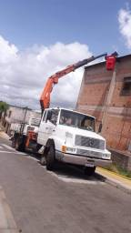 Caminhão 1218 munck
