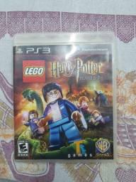 Jogo LEGO Harry Potter usado