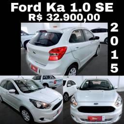 FORD KA 1.0 SE 2015 (placa A)