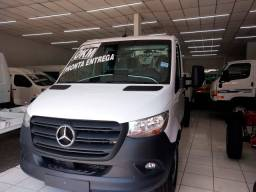 Mercedes-benz Sprinter 314 Branca Chassi 2021