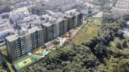 Título do anúncio: Apartamento com 2 dormitórios com 1 suíte à venda, 56 m² por R$ 302.201 - Campo Comprido -