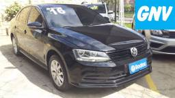 Volkswagen JETTA   2.0  ***COM GNV***