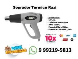 Título do anúncio: Soprador Térmico 1500w Novo Entregamos em toda Campo Grande