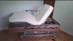 BAIXOU!! Cama de Hospital motorizada  controle remoto