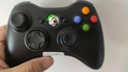 Controle original Xbox 360 sem fio, dou garantia