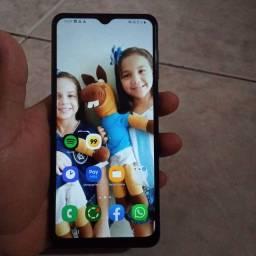 Título do anúncio: Samsung A02 novo