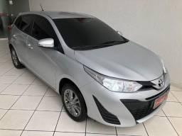 Toyota Yaris Hatch XL Plus 1.5 Flex - Automático - 9.000km