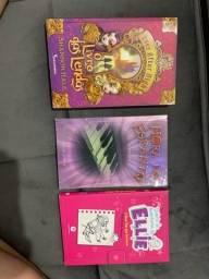 Livros infanto-juvenil