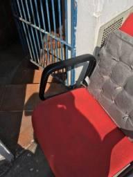 Título do anúncio: Cadeira giratória  funcionando