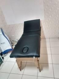 Maca p/ estética profissional portátil vira maleta