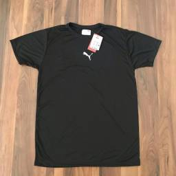 Título do anúncio: Camiseta Dry Fit Puma Preta