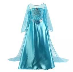 Título do anúncio: Fantasia Elsa - Frozen
