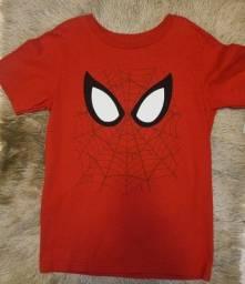 Título do anúncio: Camisa do Homem Aranha.