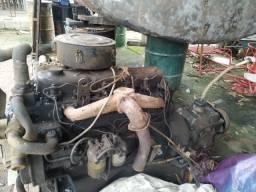 Motor com caixa perkin