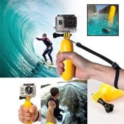 Título do anúncio: Mini Bastão Flutuante Bobber Para Câmera De Ação Gopro e Similares