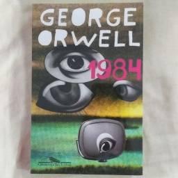 Livro 1984 - George Orwell (novo)