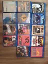 Coleção 14 Blu-ray rock