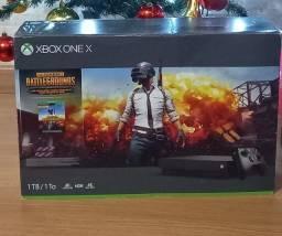 Xbox one X 1 tera 4K