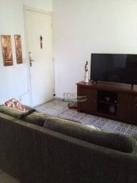 Apartamento com 2 dormitórios à venda, 54 m² por R$ 160.000 - Jardim Rafael - Bertioga/SP