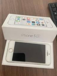 iPhone 5s 16GB Branco Semi Novo