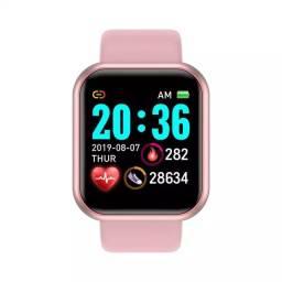 Título do anúncio: O Smartwatch Y68 / D20 é um Smartwatch