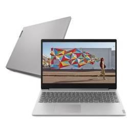 "Notebook Lenovo Ultrafino Ideapad S145 Amd Ryzen 5 8gb 1Tb 15.6"" Loja!"