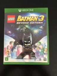 Jogo lego Batman 3 xbox one