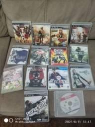 PlayStation PS3 250g + 13 jogos