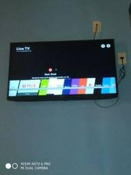 Televisão lg 43