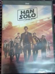 Dvd novo e lacrado Han Solo